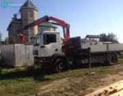 Аренда манипулятора Манипулятор MAN 10 тонн