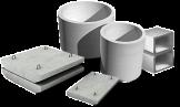Перевозка бетонных изделий